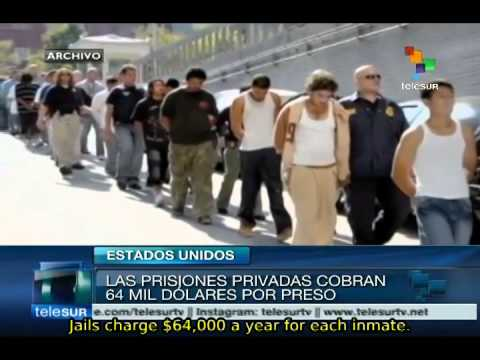 Private jails in the U.S.: a booming industry