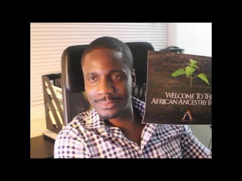 A Nigerian American (Igbo) guy takes an African Ancestry DNA Test