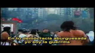 LA K-BINE - Révolte Populaire [Spanish Subtitles]