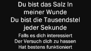Christina Stürmer - Scherbenmeer (Lyrics & English Translation)
