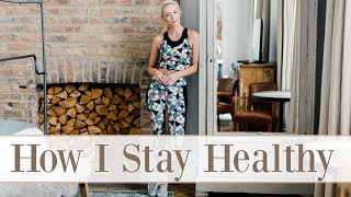 A day in the life! | how we stay healthy & my natural beauty favourites daily vlog