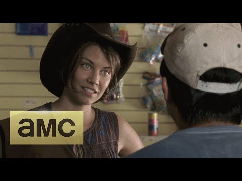 Then and Now: Lauren Cohan on Maggie