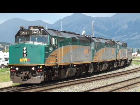 [VIA Canada Rail]The Canadian
