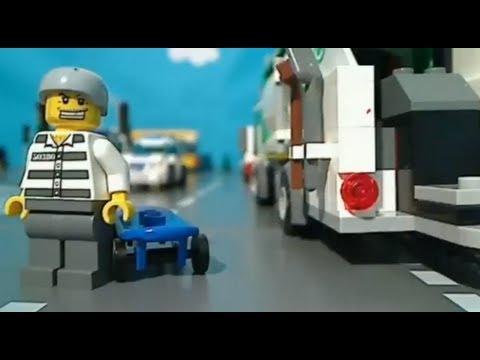 Lego Brickfilm. The Mobile