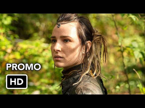 """The 100 7x03 """"False Gods"""" Promo - UNEXPECTED THREAT – As Raven faces an unexpected threat, Clarke must keep the peace among..."""