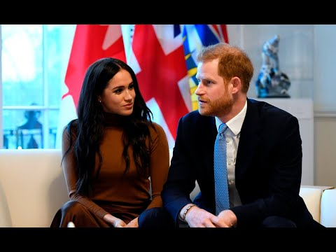 Harry And Meghan To Lose Public Funds And Drop HRH Titles
