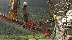 Hautes-Pyrénées : le col de Portet se prépare à accueillir le Tour de France