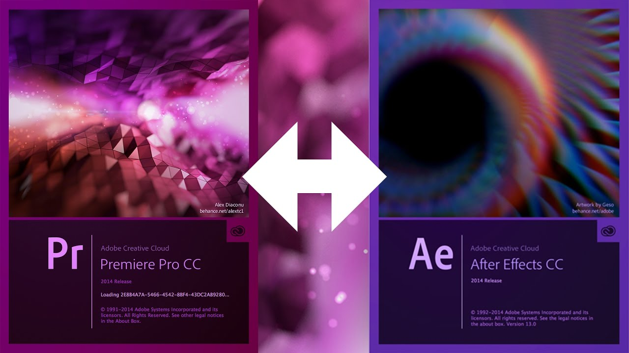 DYNAMIC WORKFLOW • After Effects & Premiere Pro Tutorial