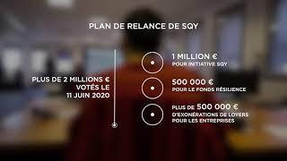Yvelines | La situation économique et le plan de relance à Saint-Quentin-en-Yvelines