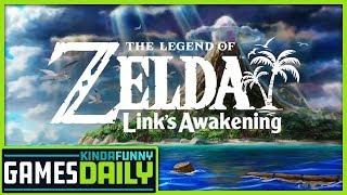 Nintendo's Awesome 2019 Lineup - Kinda Funny Games Daily 02.14.19