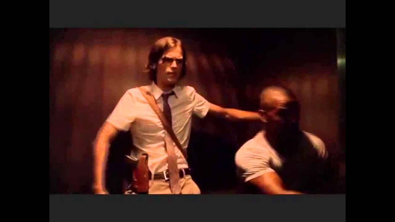Criminal minds Dr Reid funny moments