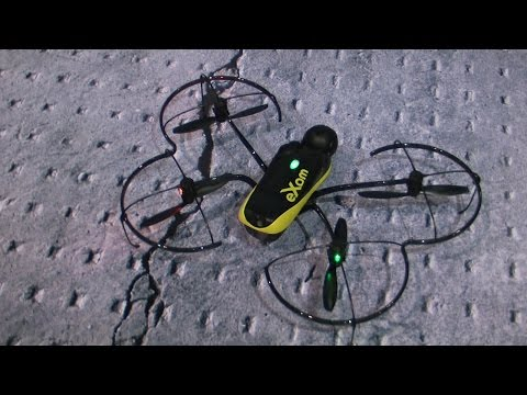 senseFly eXom Mapping and Inspection Drone