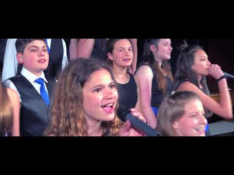 Poquessing Middle School Select Choir 1819- Shut Up And Dance (Music Video)