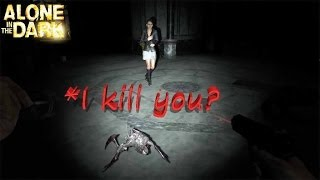 Alone in the dark Ep.7 What is that thing?