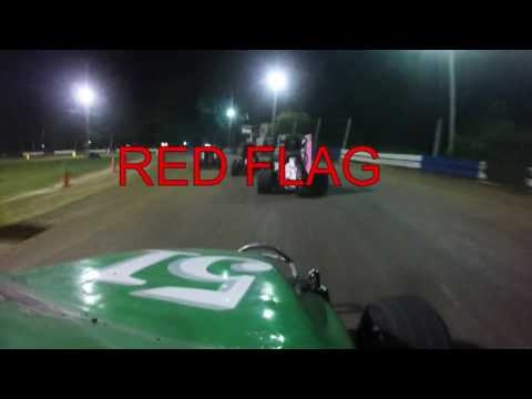 Ninja Feature Race at Starlite Speedway June 17 2016