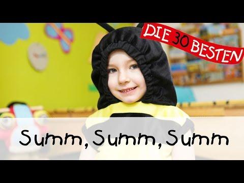 Summ, summ, summ - Singen, Tanzen und Bewegen || Kinderlieder