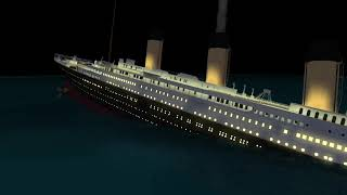 "Roblox Titanic OST 1 - Piste 4 - ""Nearer My God To Thee"""