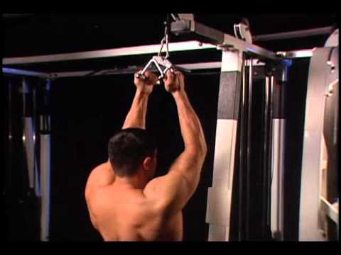 How to do Cable Close Grip Lateral Pull down correctly? Avoid any injury. #106