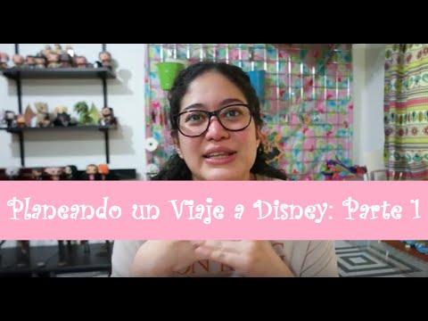 Parte 1: Planeando un Viaje a Disney. Tips sobre Disney Resort y Hoteles