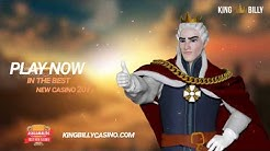 King Billy Casino: King's 300 | Play slot games online | Online pokies