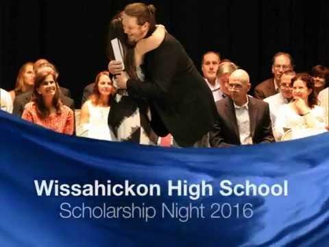 Wissahickon High School Scholarship Night 2016