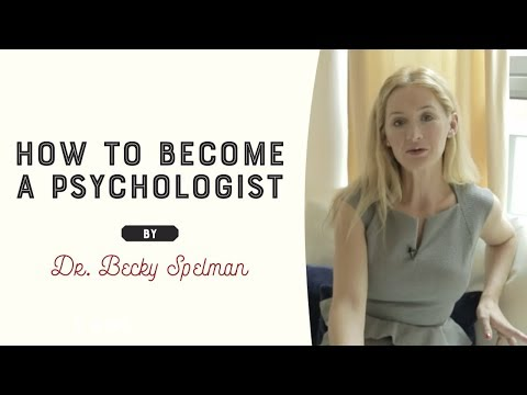How To Become A Clinical Or Counselling Psychologist | Career Advice By Dr Becky Spelman