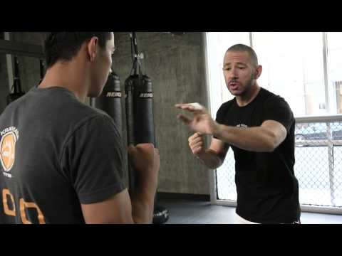 How To Do The Best Defense Against A Punch In Krav Maga And MMA