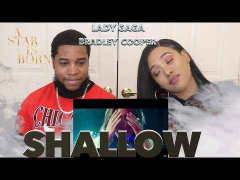 Lady Gaga Bradley Cooper - Shallow A Star Is Born  Reaction
