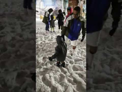 Aum at Snow World