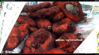 Nagarjuna Sagar Special - Fish Fry - Street Food
