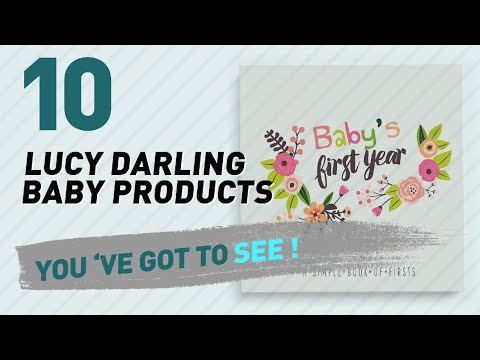 Lucy Darling Baby Products Video Collection // New & Popular 2017