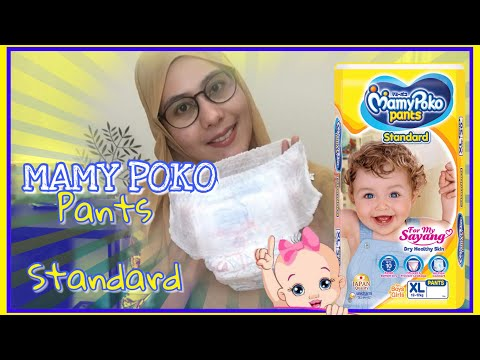 |REVIEW| MAMY POKO PANTS STANDARD ( FOR BOYS & GIRLS) + MORE GIVEAWAY 🙀😻