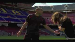 "Thierry Henry ""Framed"" by Paz Vega HD Part Two"