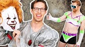 Try Guys Try Sexy Vs Traditional Halloween Costumes