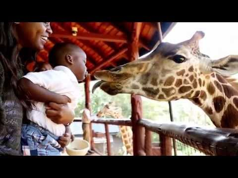 Giraffe Centre ~ Anchie Lifestyle
