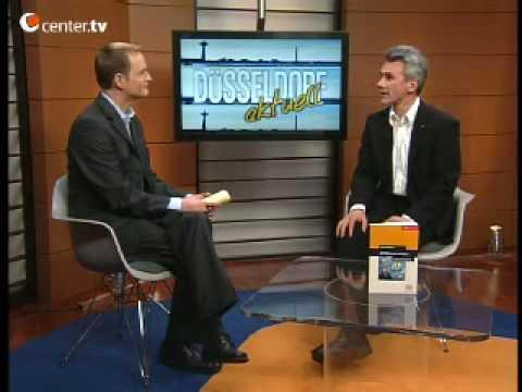 Dr. Jürgen Wunderlich im Interview beim centertv zu Wirksamkeit & Intuition