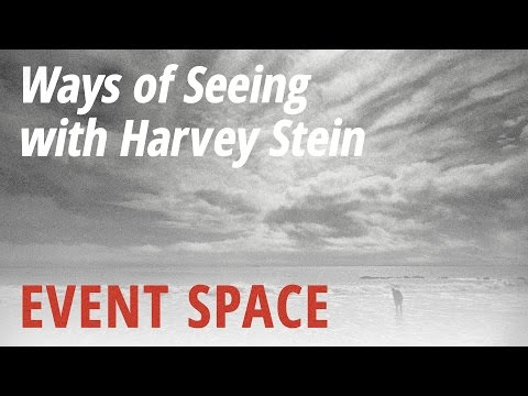 Ways of Seeing with Harvey Stein