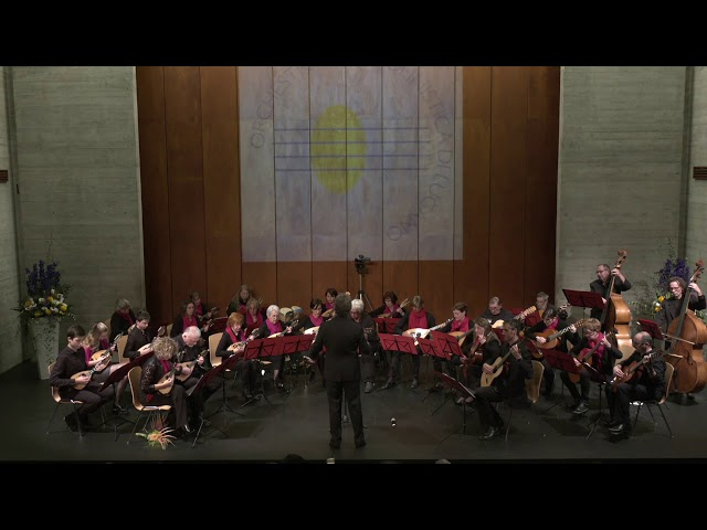 D. Kreidler - Tango - Orchestra Mandolinistica di Lugano