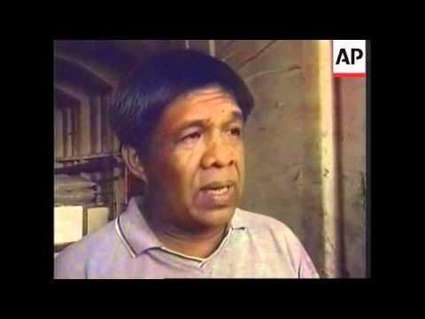 PHILIPPINES: ZAMBOANGA: BOMB BLAST
