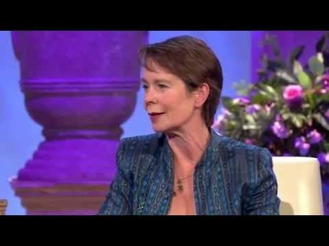 Celia Imrie's Special Attributes  The Alan Titchmarsh