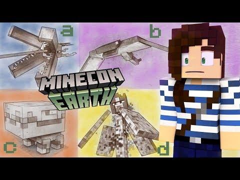 Choosing Minecraft's New Mob! - MINECON EARTH