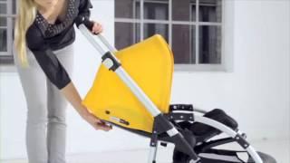 bugaboo bee - видео ролик прогулочной коляски(Видео обзор прогулочной коляски bugaboo bee Заказывайте коляску на сайте http://kidlife.com.ua/bugaboo-bee-plus-progulochnaya-kolyaska.html., 2013-04-08T10:55:26.000Z)