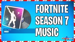 *NEW* FORTNITE SEASON 7 OST DISCO FEVER LOBBY MUSIC TRACK BATTLE PASS