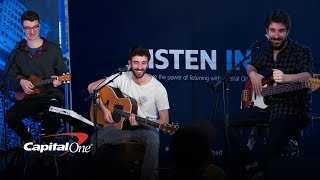 Listen In with AJR | Capital One