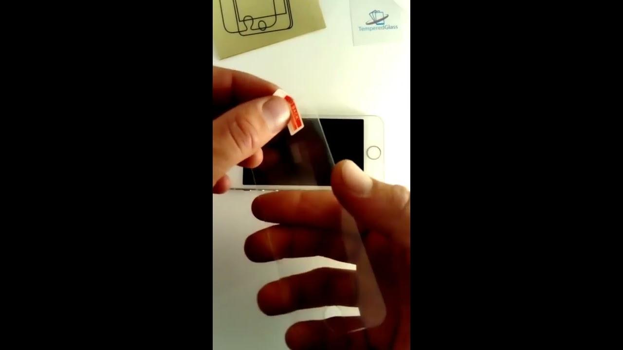 89deec0f396 Kuidas paigaldada telefoni kaitseklaas? - YouTube