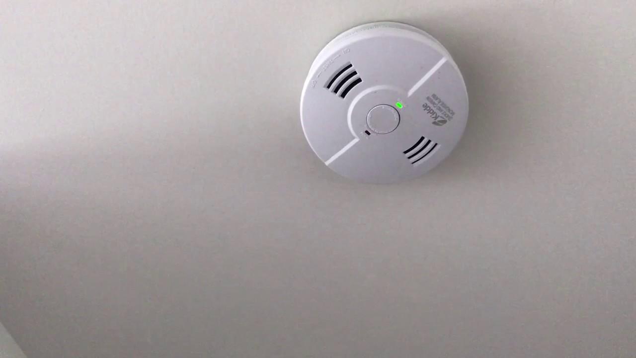 Full House Smoke Detector Test Youtube