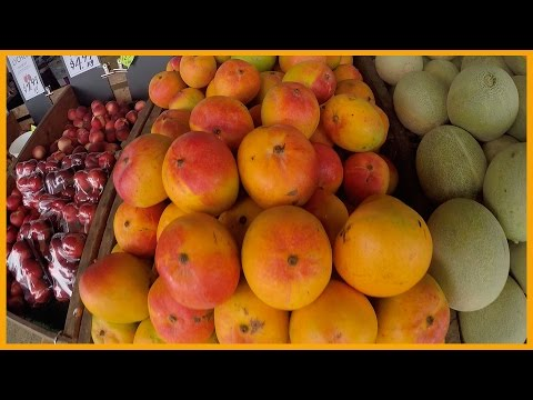 THE BEST FRUIT MARKET IN THE WORLD: RUSTY'S MARKET IN CAIRNS AUSTRALIA
