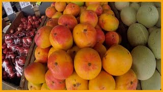 THE BEST FRUIT MARKET IN THE WORLD: RUSTY'S MARKET IN CAIRNS AUSTRALIA
