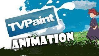 Animation - TVPaint Animation