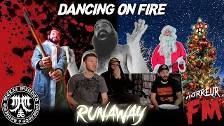 """Dancing On Fire """"Runaway"""" featuring Horreur FM & Metal Minded"""
